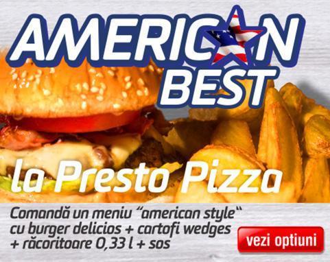 American Best Burger